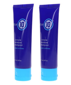 It's A 10 Miracle Moisture Shampoo 2 oz 2 Pack