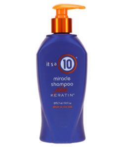 It's a 10 Miracle Shampoo Plus Keratin Sulfate Free 10 oz