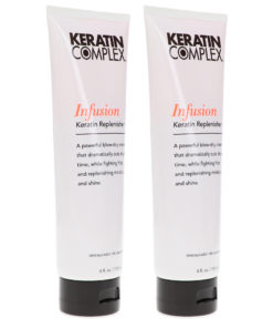 Keratin Complex - Infusion Therapy Keratin Replenisher 4 Oz 2 pack