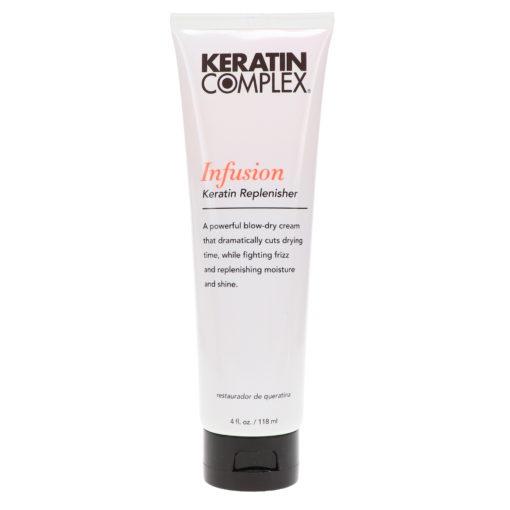 Keratin Complex Infusion Therapy Keratin Replenisher 4 oz.