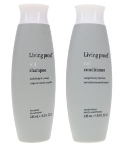 Living Proof Full Shampoo and Full Conditioner Combo Set Each 8 oz.