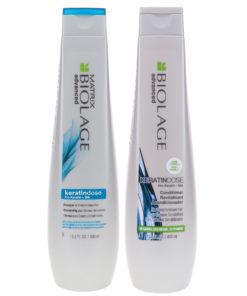 Matrix Biolage Keratindose Shampoo 13.5 oz & Biolage Keratindose Conditioner 13.5 oz Combo Pack