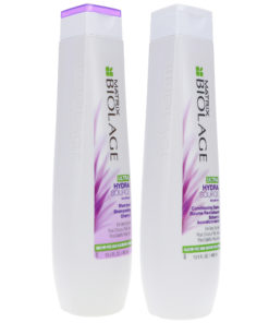 Matrix Biolage Ultra HydraSource Shampoo 13.5 oz & Biolage Ultra HydraSource Conditioning Balm 13.5 oz Combo Pack