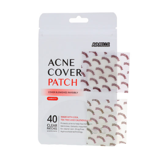 Avarelle Acne Cover Patch Variety 40 ct 5 Pack