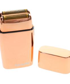 BaBylissPRO FOILFX02 Cordless Rose Gold Metal Double Foil
