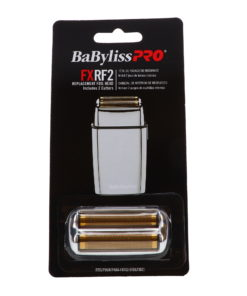 BaBylissPRO Replacement Foil & Cutter for FXFS2 Silver Color