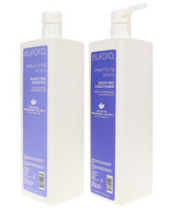 Eufora Beautifying Elixirs Bodifying Shampoo 33.8 oz & Beautifying Elixirs Bodifying Conditioner 33.8 oz Combo Pack