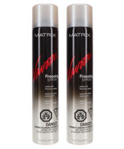 Matrix Vavoom Freezing Spray Extra-Full 11 oz 2 Pack