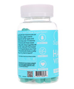 SugarBear Hair Vitamins 60 ct