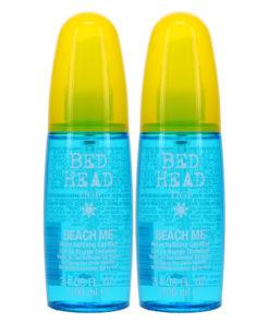 TIGI Bed Head Beach Me Gel Mist 3.4 oz 2 Pack