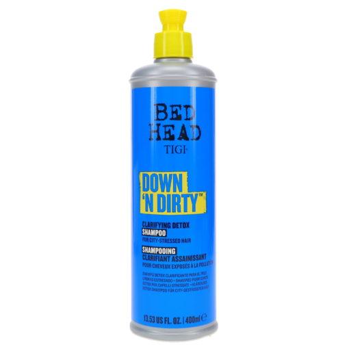 TIGI Bed Head Down N Dirty Shampoo 13.53 oz