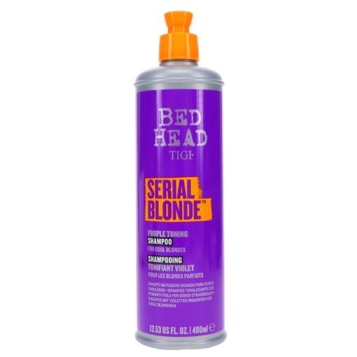 TIGI Bed Head Serial Blonde Toning Shampoo 13.53 oz
