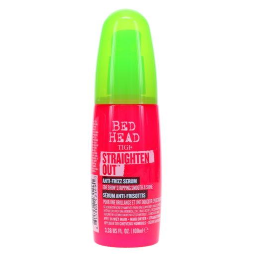 TIGI Bed Head Straighten Out Serum 3.38 oz