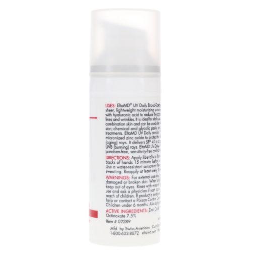 Elta MD UV Daily SPF 40 Broad Spectrum Moisturizing Facial Sunscreen 1.7 oz