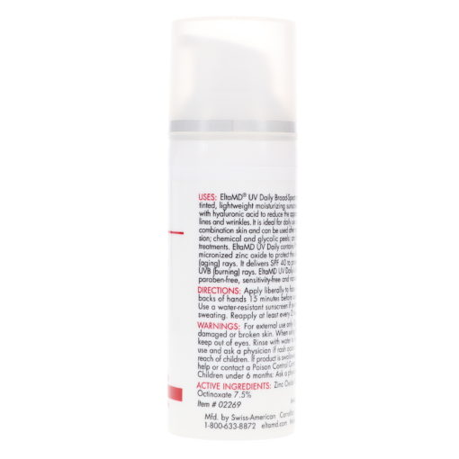 Elta MD UV Daily SPF 40 Tinted Broad Spectrum Moisturizing Facial Sunscreen 1.7 oz
