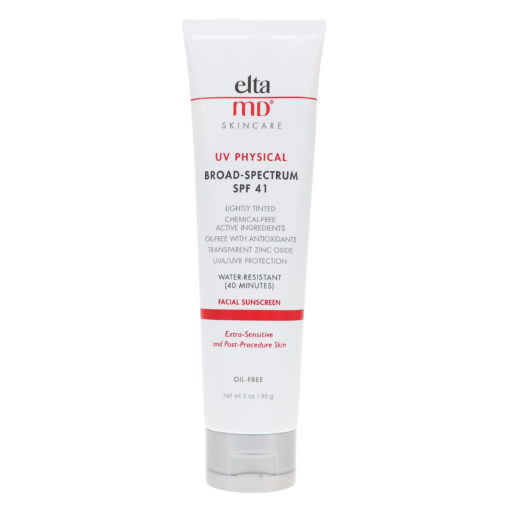 Elta MD UV Physical SPF 41 Lightly Tinted Facial Sunscreen 3 oz