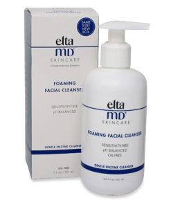 Elta MD Foaming Enzyme Facial Cleanser 7 oz