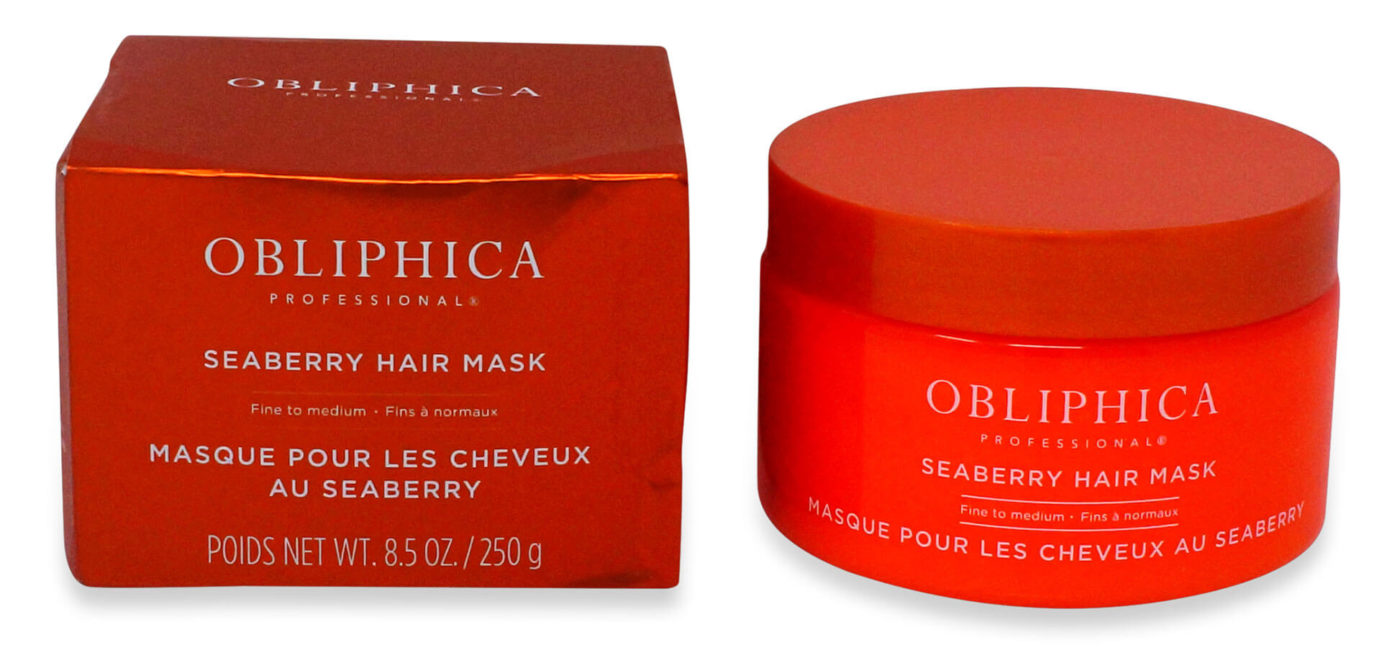Obliphica Professional Seaberry Fine to Medium Mask