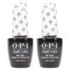 OPI GelColor Top Coat 0.5 oz 2 Pack