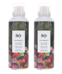 R+CO Centerpiece All-In-One Elixir Spray 5.2 oz 2 Pack