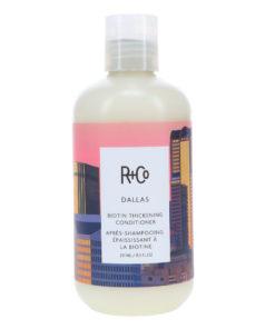 R+CO Dallas Biotin Thickening Shampoo 8.5 oz & Dallas Biotin Thickening Conditioner 8.5 oz Combo Pack