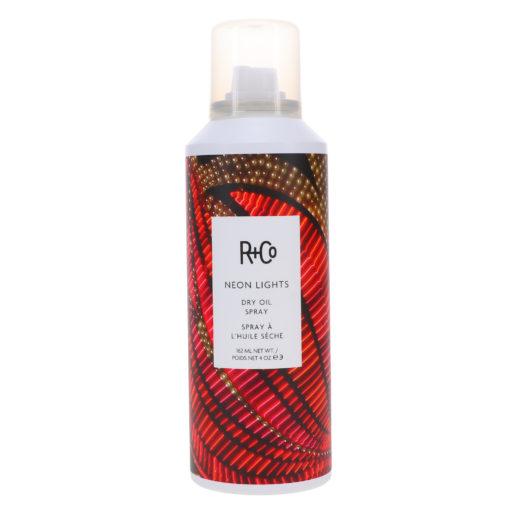 R+CO Neon Lights Dry Oil Spray 4 oz 2 Pack