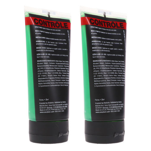 Sexy Hair Style Sexy Hair Not So Hard Up Gel 5.1 oz 2 Pack