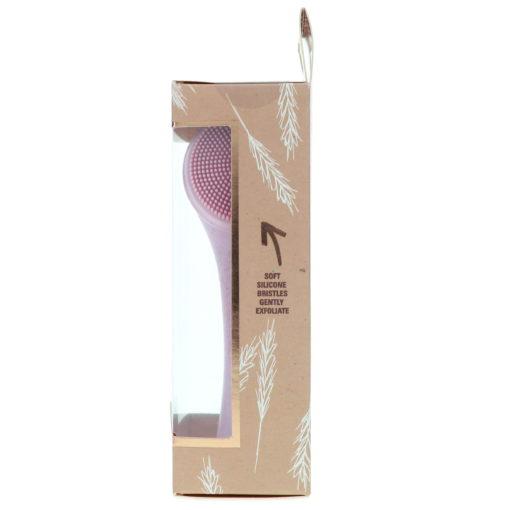 CALA Dual Action Facial Cleansing Brush Lilac