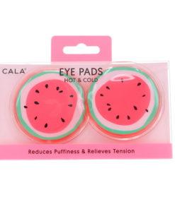 CALA Hot & Cold Gel Eye Pads Watermelon