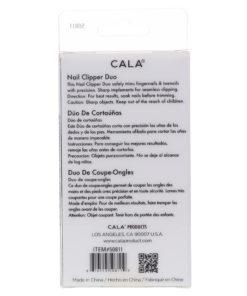 CALA Nail Clipper Duo Mint