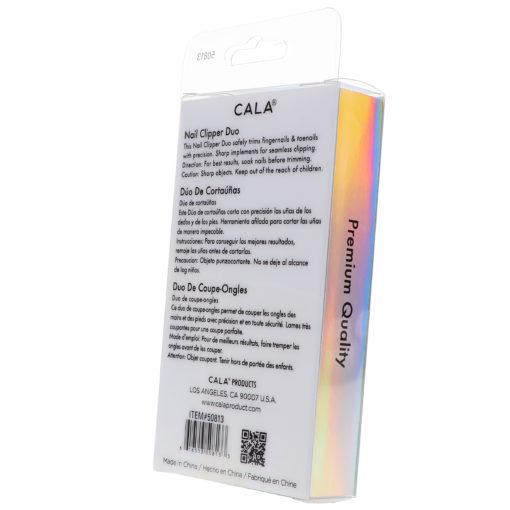 CALA Nail Clipper Duo Orchid
