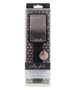 CALA Rose Gold Blemish Rescue Kit 2 pc & Silky Glide Pro Callus Remover Black Combo Pack