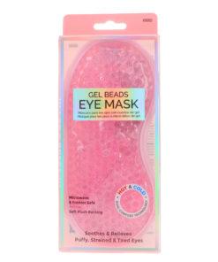 CALA Spa Solutions Gel Beads Eye Mask Pink