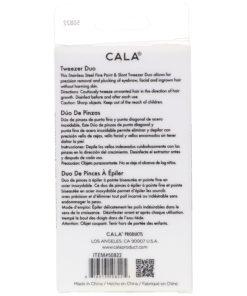 CALA Tweezer Duo Coral