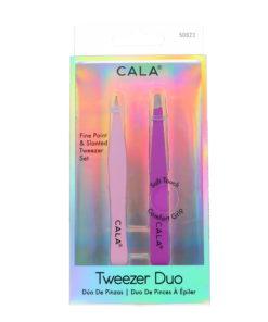CALA Tweezer Duo Orchid
