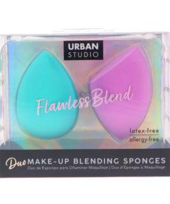 CALA Urban Studio Duo Blending Sponges Purple/Teal
