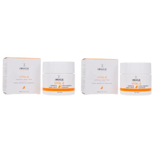 IMAGE Skincare Vital C Hydrating Repair Creme 2 oz 2 Pack