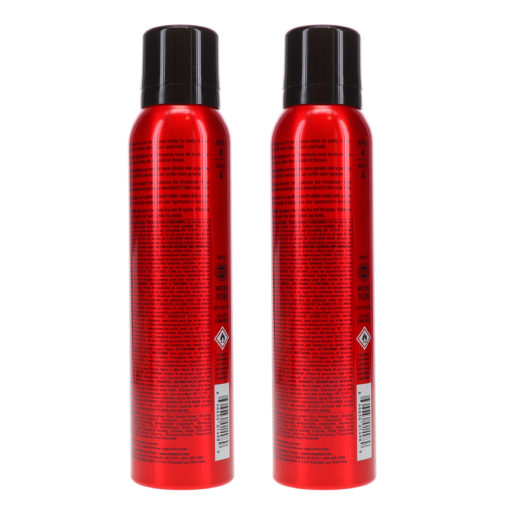 Sexy Hair Big Sexy Hair Push Up Instant Volume Thickening Finishing Spray 4.4 oz 2 Pack
