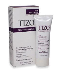 TIZO Photoceutical AM Replenish Lightly Tinted 1.75 oz