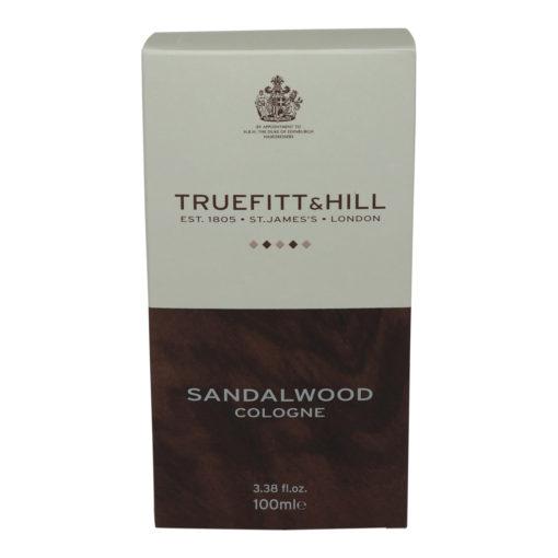 Truefitt & Hill Sandalwood Cologne 3.38 oz
