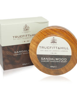 Truefitt & Hill Sandalwood Luxury Shaving Soap 3.38 oz