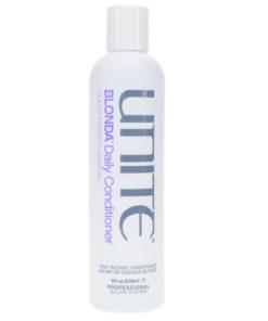 UNITE Hair Blonda Shampoo Tone Brighten 8 oz & Blonda Condition Toning 8 oz Combo Pack