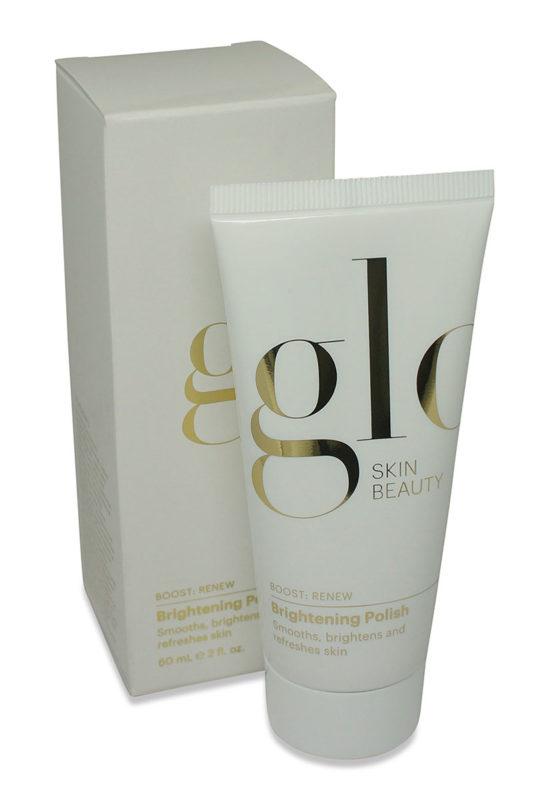 Glo Skin Beauty Brightening Polish 2 oz contains niacinamide
