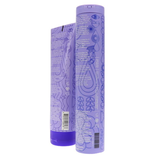 Amika Bust Your Brass Cool Blonde Shampoo 10 oz & Conditioner 8.45 oz Combo Pack