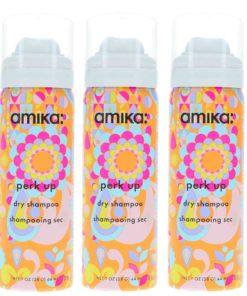 Amika Perk Up Dry Shampoo 1 oz 3 Pack