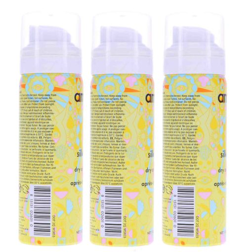 Amika Silken Up Dry Conditioner 1 oz 3 Pack