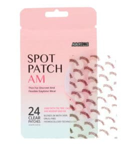 Avarelle Acne Spot Patch AM 24 Round Patches