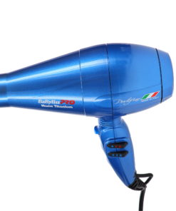 BaBylissPRO Nano Titanium Portofino Dryer Blue