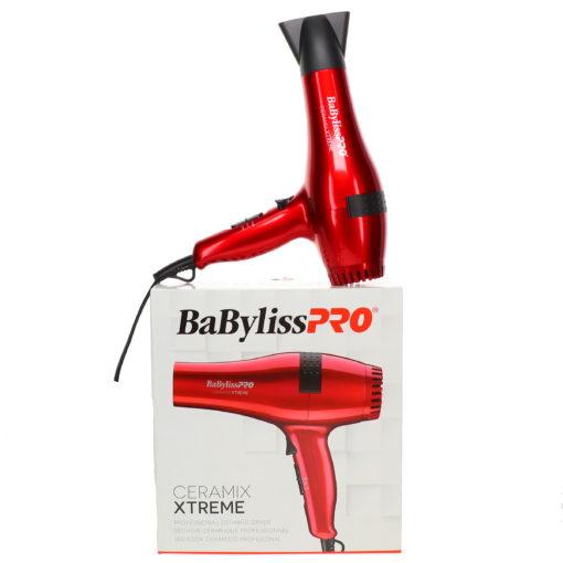 BaBylissPRO Cermaix Xtreme Dryer Red