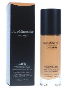 bareMinerals BAREPRO Performance Wear Liquid Foundation SPF 20 Pecan 1 oz